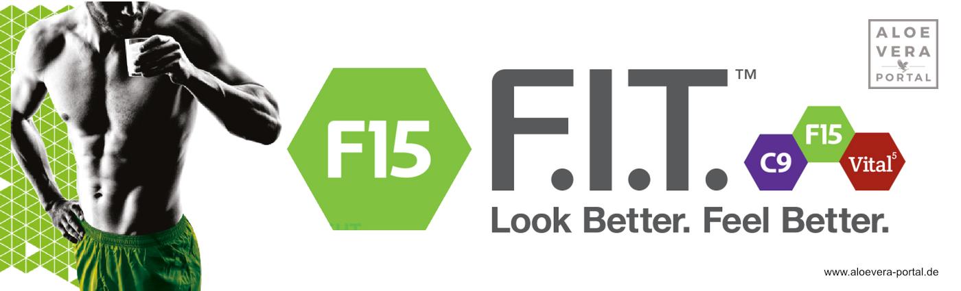 F15™-Konzept - individuelles Gewichtsmanagement ohne Jo-Jo Effekt