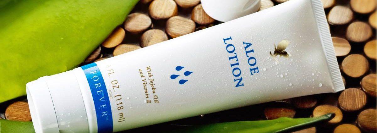 Aloe Lotion - Bestseller