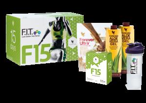 F.I.T. Konzept F15 Programm - Choclate